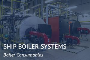 ship boiler systems spare parts